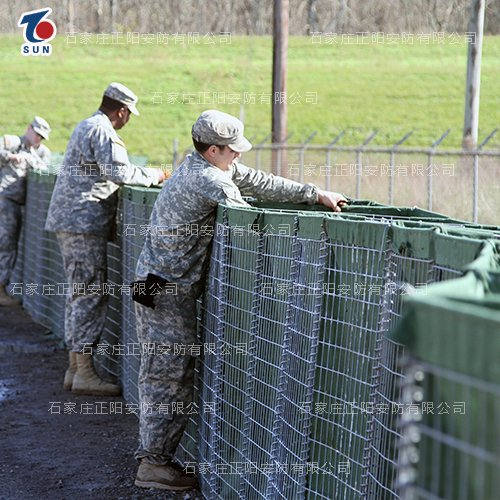 军用防爆墙4